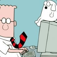 Dilbert (acid reflux